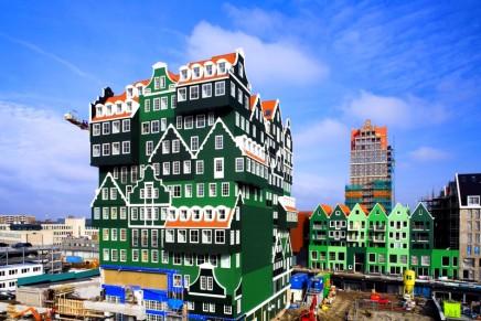 Inntel Crazy Hotel of Houses