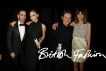 New Establishment Award at British Fashion Awards