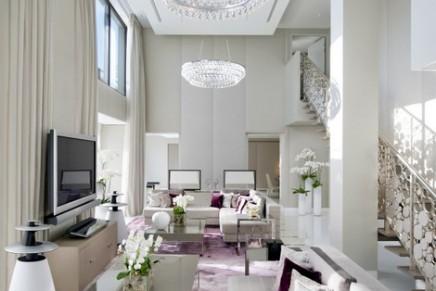 Mandarin Oriental Paris Suites designed by Sybille de Margerie