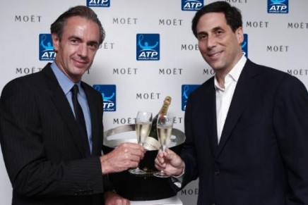Moët & Chandon – the official champagne of the ATP World Tour