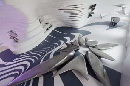 Zaha Hadid: Form in motion at Philadelphia Museum of Art
