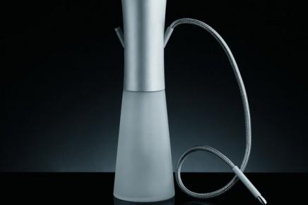 Smoke on the Water: the Porsche Design Shisha