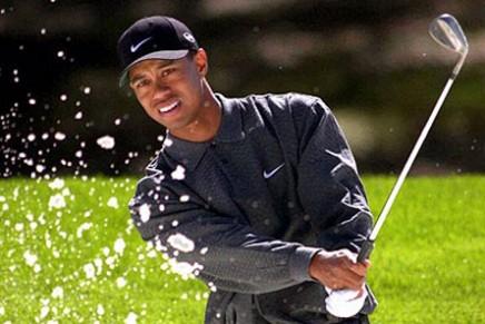 Tiger Woods: second sponsorship in five-weeks