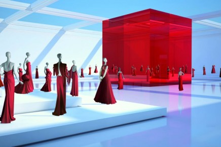 Valentino Garavani Virtual Museum – an exclusive access to archives