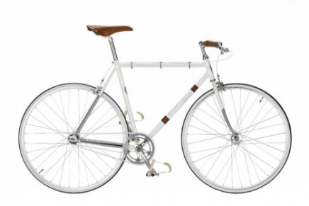 A new cosmopolitan aesthetic: Bianchi by Gucci bicycles