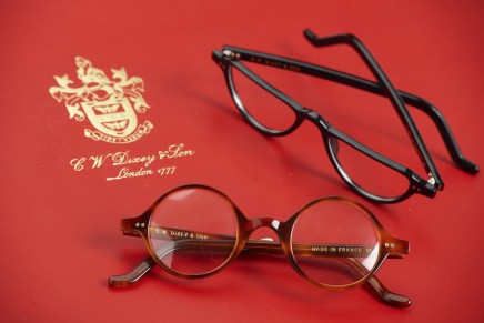 C.W. Dixey & Son of London Launches First New Collection for A Generation