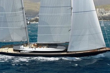 Perini Navi to deliver First 69-Meter Sailing Series Yacht
