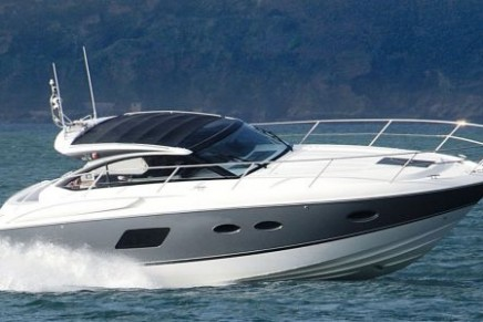Highly anticipated Princess V57 and V39 to debut at 2012 London Boat Show