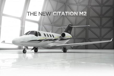 Cessna Citation M2 – Where beautiful meets business jet