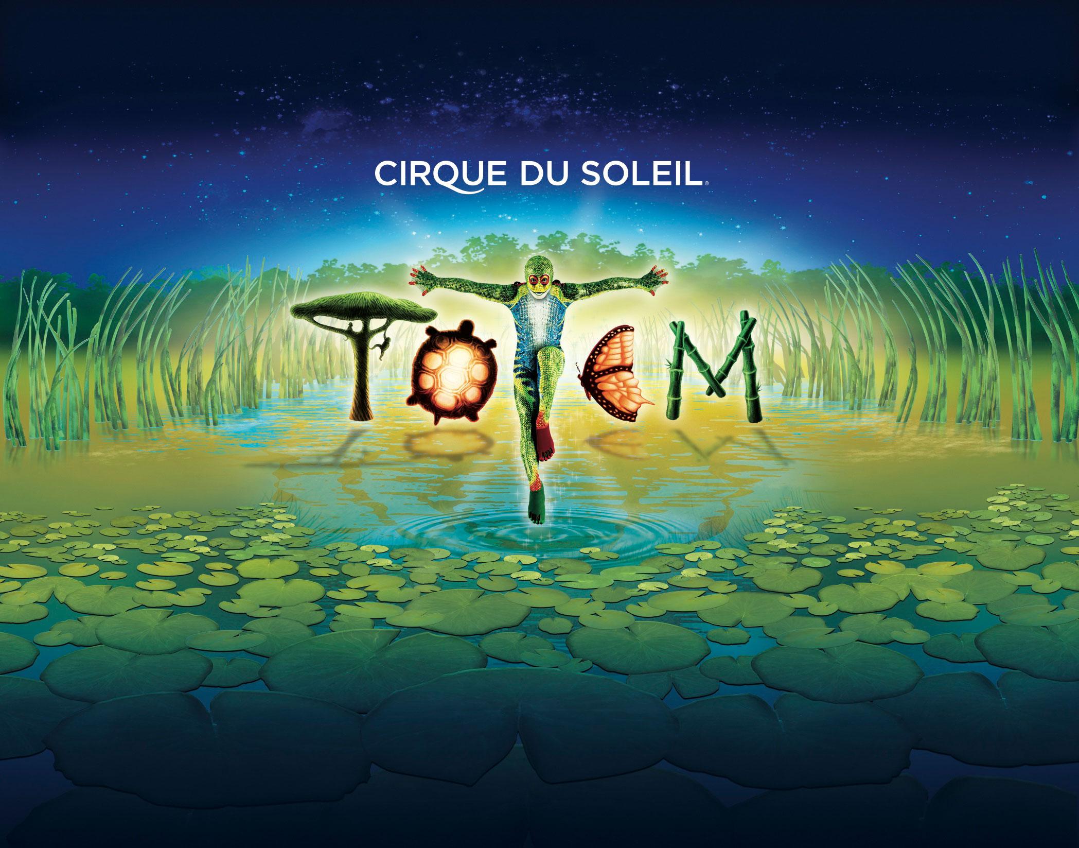 cirque du soleil totem 2012 tapis 2luxury2