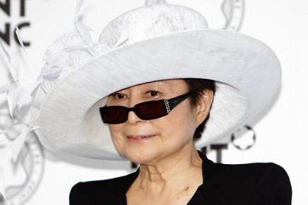 Yoko Ono wins Austrian Oskar-Kokoschka-Prize