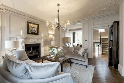 Prices of central London's most expensive homes reached a record