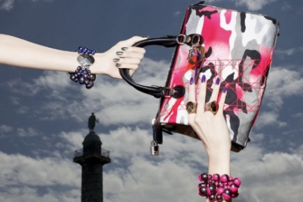 Electric: Anselm Reyle Dior Collection