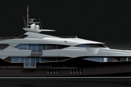 Sunseeker to build its largest megayacht – a tri-deck luxury 155 Yacht