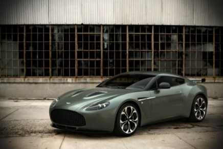 Aston Martin V12 Zagato and De Macross GT1 to debut at Kuwait Concours d'Elegance