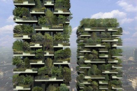 Bosco Verticale – World's First Vertical Forest