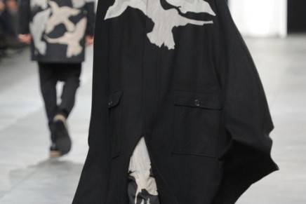 Military inspired Dior Homme Fall Winter 2012 2013