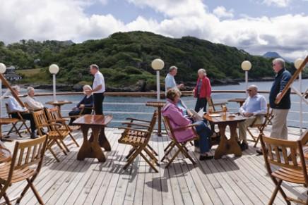 Hebridean Princess Named 'Best Cruise' in Prestigious List