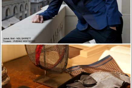 A Flawless Facade: Spring Summer 2012 in Male Focus