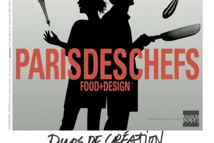 Paris des Chefs 2012 – Food + Design
