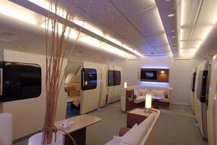 First class on Airbus A380 – Enjoy the journey