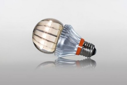 Green light: Next-generation light bulb