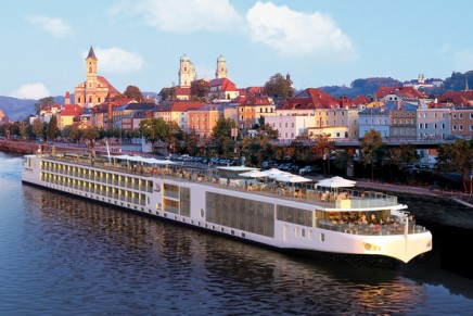 Discover Europe on the river with a luxury cruise