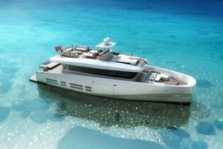Wally to reveal the long-distance ocean cruiser Wally//Ace