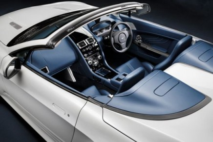 Aston Martin Vantage S – the most powerful series version of the youngest Aston Martin V8