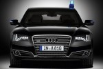Anti-Grenade A8 L Security Vehicle – a battle-ready high-end sedan from Audi