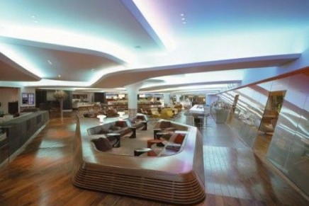 Wing airport lounge at Hong Kong International Airport – the best in the world