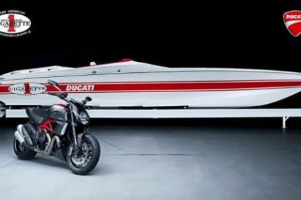 Cigarette 42X Ducati Edition – the Ducati of the Sea