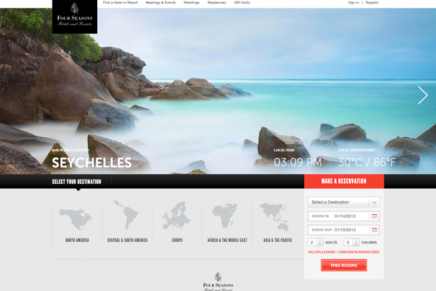 Digital media on a larger scale: Four Seasons invests $18m in a web platform