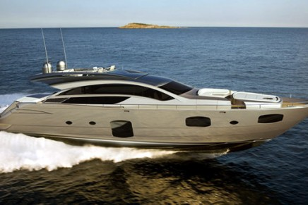 Highly anticipated Pershing 82 to be launched in spring 2012