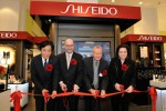 Shiseido launches its 140th anniversary with a cutting-edge new beauty counter