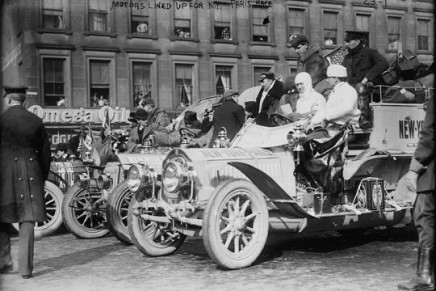 World Race 2011 – Great Auto Race of 1908 reborn after 100 years