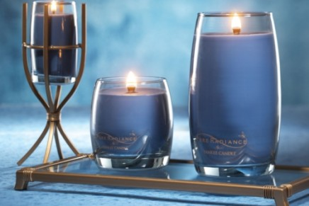 Affordable luxury gifts: Yankee Candle Unveils Pure Radiance