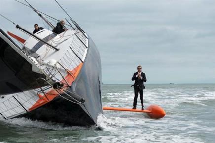 "The Keel Walk: Sailing like a ""Boss"""