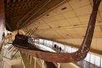 Egypt begins restoring 4500-year-old pharaohs wooden boat
