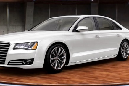 Audi A8 Named 2012 Connected Car of the Year