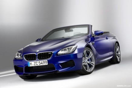 World Premiere: 2012 BMW M6 Convertible and Coupe