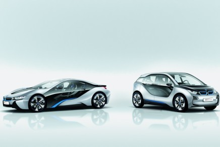 BMW's new eco-friendly i MPV to launch in 2015