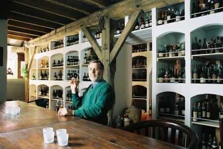 Largest collection of old liquors in the world went up for sale