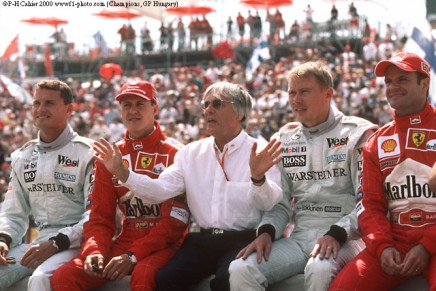 Bahrain Grand Prix will go ahead this April, says Ecclestone