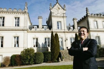 China's spectacular thirst for Bordeaux wines and chateaux