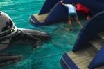 Deep Blue luxury catamaran designed as submarine support vessel