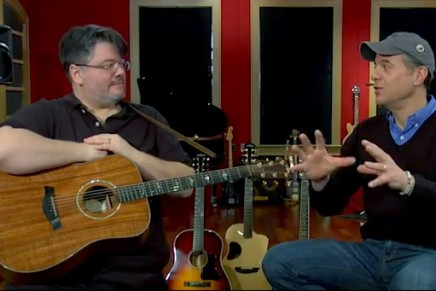 High-End Acoustic Guitars compared by Acoustic Addicts