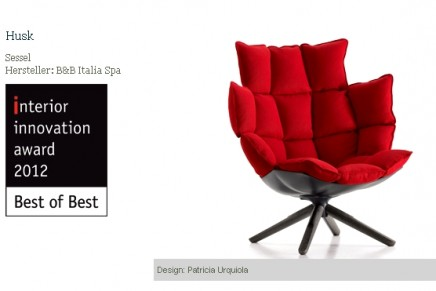Best of Best of the imm Interior Innovation Award 2012