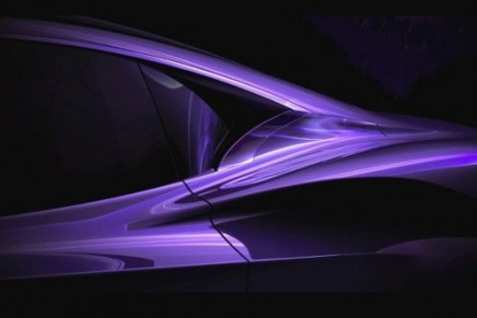 Infiniti Emerge-E celebrates Infiniti's 20th anniversary at Geneva Motor Show