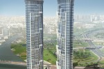 355 Meter JW Marriott Marquis Dubai Set to be World's Tallest Hotel